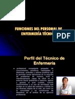 perfil tecnico