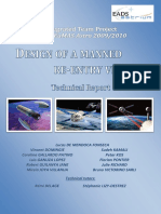 Design of a manned vehicle Technical Report