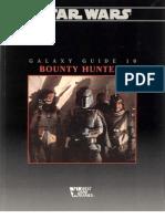 Galaxy Guide 10 - Bounty Hunters