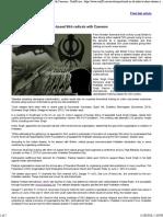 Modi to Share Dossier on UK-based Sikh Radicals With Cameron