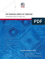 1A. The Financial Impact of Cyber Risk- 50 Questions Every CFO Should Ask - ISA-ANSI 2008.pdf