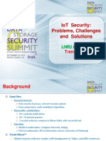 Liwei-Ren Iot Security Problems Challenges Revision