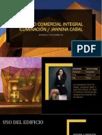 Analisis de Iluminacion de Edifcio Comercial Integral Iluminacion