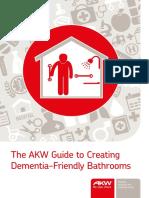 Dementia-Friendly Bathrooms Guide