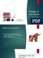 Subject Based Curriculum