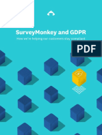 SurveyMonkey GDPR Whitepaper v4