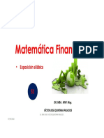 Clase 1 Matematica Finaciera