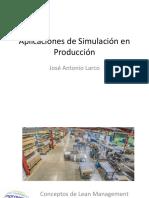 Aplicaciones de Simulación en Producción
