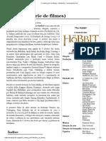 O Hobbit (Série de Filmes) – Wikipédia, A Enciclopédia Livre