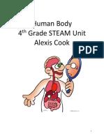 cook alexis - educ 585 steam unit
