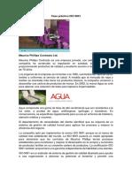 Caso Práctico ISO 9001