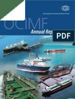Ocimf Annual Report 2010 Final
