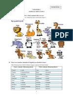 Bab 2 Animals (Binatang)