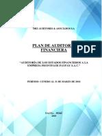 Plan de Auditoria Terminado