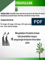 Polusi Udara Cek