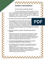 5 Paradigmas y Cómo Romperlas