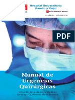 Manual Urgencias Quirurgicas 5Ed
