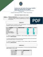 2. Guía Ejercicios Medición