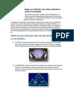 La Ecología, Su Relación Con Otras Ciencias y Su Importancia Para La Sociedad.