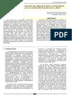 Ecotoxicologia Del Ar en Suelos