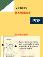 Unidad 06 El Krigeage