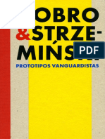 Kobro y Strzemiński. Prototipos Vanguardistas