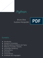 Teaching Lp 20172 Seminario Python