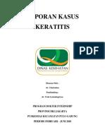 Cover Keratitis