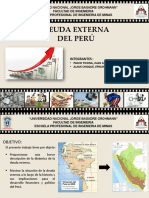 Deuda Externa Del Perú