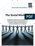 BASW's Social Work Bill