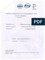 Slide Bearing PTFE Tes Report