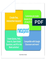 kendra coopers overview of nearpod handout