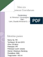 Mini cex - hiperemesis gravidarum.ppt