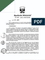 Limites Maximos Permisibles LMP Transversales Para Efluentes de Las Industrias