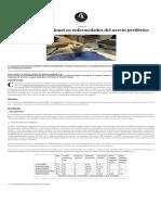 Anestesia Locorregional en Enfermedades Del Nervio Periférico