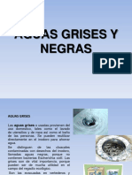 Aguas Grises y Aguas Negras