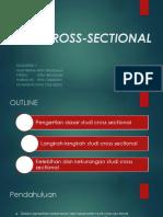 Studi Cross Sectional