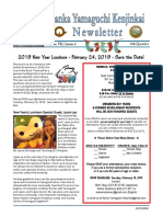 2018 4th Qtr NYK Newsletter