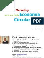 Marketing en La Era de La Econmía Circular