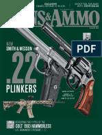 Guns Ammo August 2016