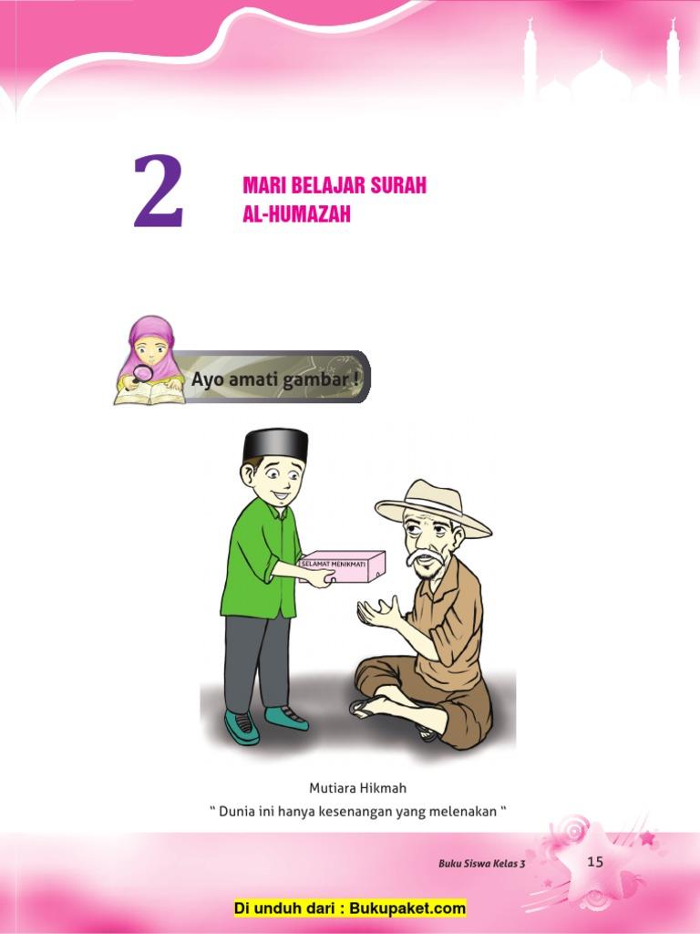 Mari Belajar Surah Al Humazah Ayo Amati Gambar