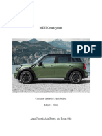 cb final  mini cooper case study