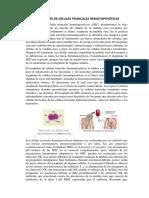 8.Trasplante de Células Troncales Hematopoyéticas.....