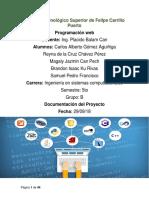 Documentación de proyecto 6