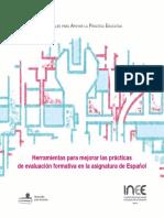 Herramientas Para La Mejora de La Evaluacion Formativa Ccesa007