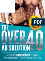 Over 40 Abs Solution Main Guide