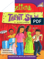 Bettina and the Talent Show