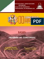 Formato de Bases Para Los Concursos 2018