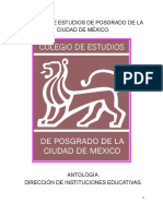 Antología de Direcciones.doc