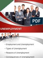 Chapter 12 Unemployment